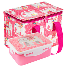 Sass & Belle Mandala Elephant Lunch Box and Lunch Bag