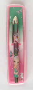 Fantasy Model Ball Point Pen in Box (Blue/Pink)