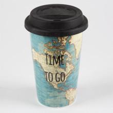 Time To Go Travel Mug Gift