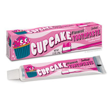 Cupcake Toothpaste Novelty Gift
