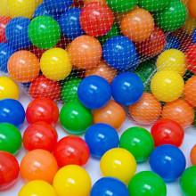 2X 100 Multi Coloured Play Balls
