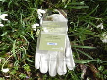 LEATHER Gardening Gloves Small | Hardwearing Durable Hand Protection