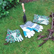3 Pairs of Value Ladies' Gloves