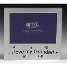 "5"" x 3"" I Love My Grandad Photo Frame Grandpa Gift Occasion Present 73487"