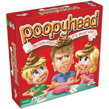 Poopy Head Children Family Game