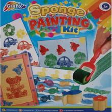 Grafix Sponge Painting Kit