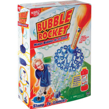 Tobar Bubble Rocket Outdoor Games Kids Gift