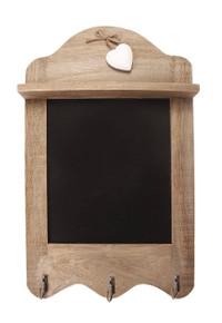 Scalloped blackboard