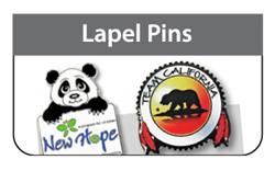 Lapel Pins - Click Here for a FREE Quote / Proof