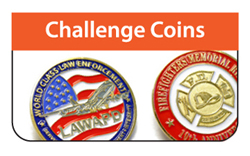Challenge Coins - Click Here for a FREE Quote / Proof
