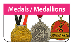 Custom Medals - Click Here for a FREE Quote / Proof