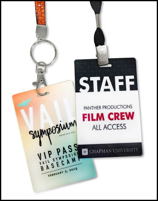Custom Event And Conference Badges