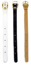 """Leather Strap, 5"""""""
