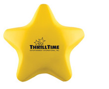 Star Shape Stress Ball