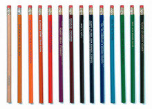 Pencils - Hex Shaped