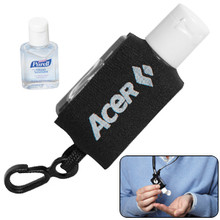 Hand Sanitizer Neoprene Sleeve w/ Sanitizer Included