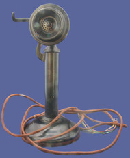 Vintage Dispatcher's Candlestick Phone (Used)