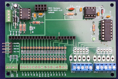 cpNode version 2 with screw terminals for CMRInet