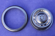 Confidencer with retaining ring - replaces standard T1 transmitter in a G type Handset (front)