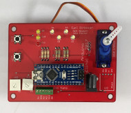 PCR Arduino Clinic Board Assembled and Tested - Front