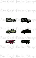 Miniature Antique Vehicles