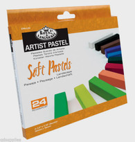 Royal & Langnickel Soft Pastels - 24 Pack
