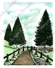 Pine Tree Path