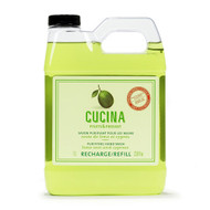Fruits & Passion Cucina Lime Zest and Cypress Purifying Hand Wash Refill