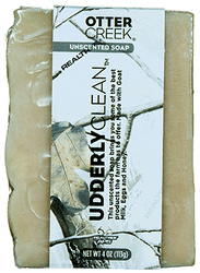 Otter Creek UDDERLYCLEAN Unscented Soap