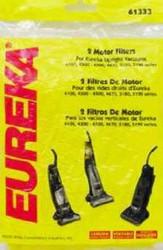 Eureka Vacuum Motor Filter Replacement 2 Pack