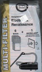 DVC Mult-Filter Electrolux Renaissance Vacuum Bags