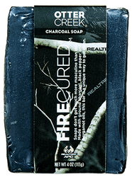Otter Creek FIRECURED Charcoal Soap