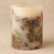 Rosy Rings Forest Botanical Candle