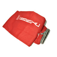 Sanitaire Tie Tex Latch-On Zipper Bag Assembly