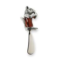 Mudpie Metal Squirrel Spreader