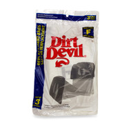 Dirt Devil Type F Replacement Vacuum Bags