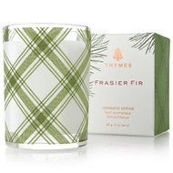Thymes Frasier Fir Glass Votive Candle