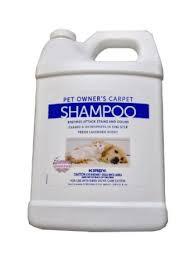 Kirby Pet Owners Carpet Shampoo 1 Gallon