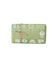 Barr Co. Watercress Mint Bar Soap