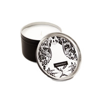 EJH Brand Signature Travel Candle Tin Grapefruit