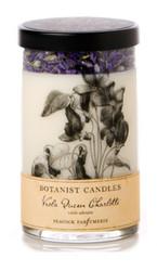 Peacock Parfumerie Viola Queen Charlotte Botanical Jar Candle