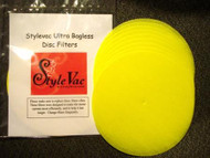 Stylevac Ultra Bagless Disc Filters 10 Pack