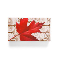 Rosy Rings Maple Leaf Large Matchbox