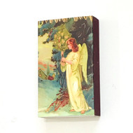 Rosy Rings Winter Angel Large Matchbox