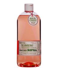 Barr Co. Fir & Grapefruit Pure Vegetable Liquid Hand Soap Refill