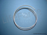 """10 gauge 9999 Pure Silver Wire 24"""" Length"""