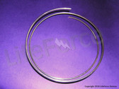 "12 gauge 9999 Pure Silver Wire 24"" Length"