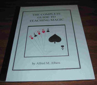 Albers, Alfred - The Complete Guide to Teaching Magic