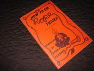 Denhard, Harold - How to do Rope Tricks (Used)