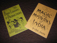 "Joseph, Eddie - Double Play (""Body Loading & Productions"" & ""Magic & Mysteries of India"""